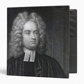 Jonathan Swift 3 Ring Binder