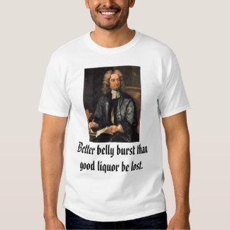 Jonathan Swift, aunque acusen a los hombres de no… Poleras