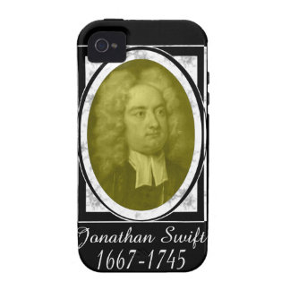 Jonathan Swift Vibe iPhone 4 Covers