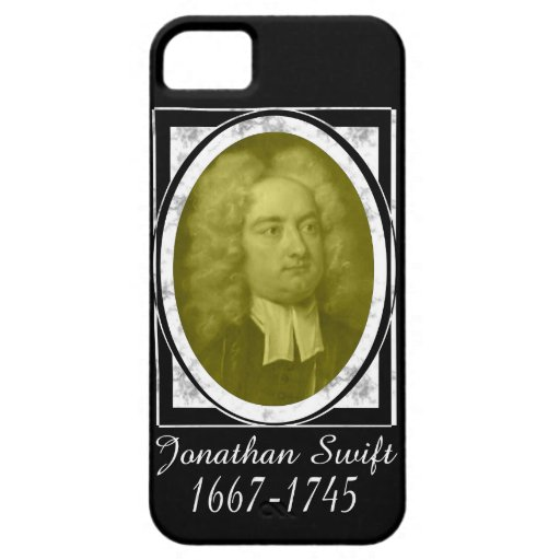Jonathan Swift Case For iPhone 5/5S