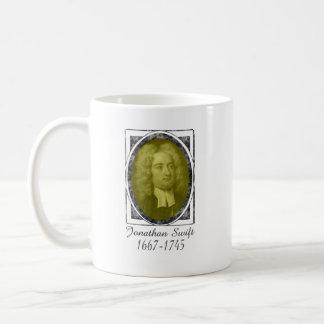 Jonathan Swift Coffee Mug