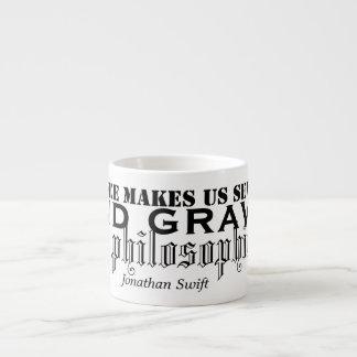 Jonathan Swift Coffee Quotes Mug
