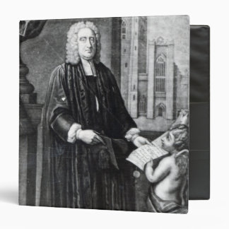 Jonathan Swift, engraved by Andrew Miller, 1743 3 Ring Binders