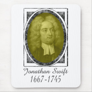 Jonathan Swift Mouse Pad