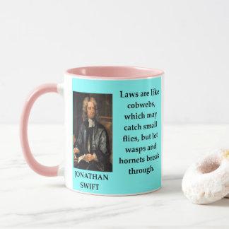jonathan swift mug
