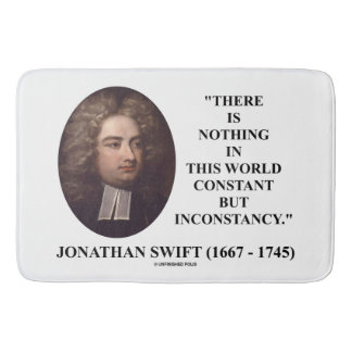 Jonathan Swift nada constante pero inconstancia