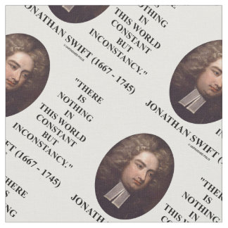 Jonathan Swift nada constante pero inconstancia Telas