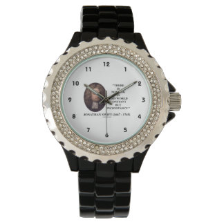 Jonathan Swift Nothing Constant But Inconstancy Wristwatch