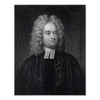Jonathan Swift Póster