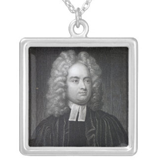 Jonathan Swift Silver Plated Necklace
