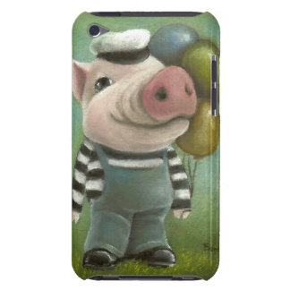 Jonathan the pig barely there iPod covers