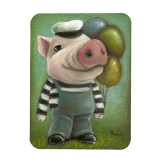 Jonathan the pig magnet