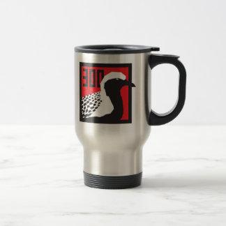 Jonathan's 300th County Bird 15 Oz Stainless Steel Travel Mug
