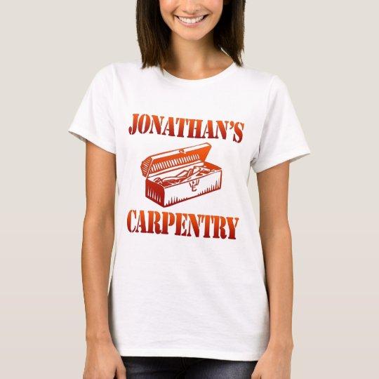 Jonathan's Carpentry T-Shirt