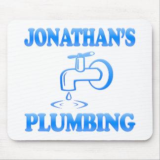 Jonathan's Plumbing Mouse Pad