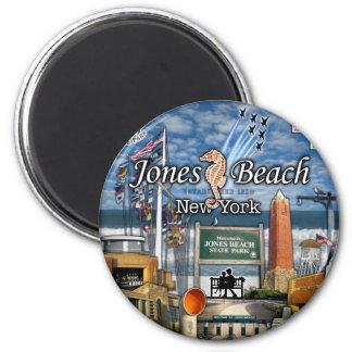 Jones Beach jpg Fridge Magnet