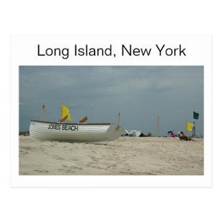 Jones Beach Long Island, New York Postcard
