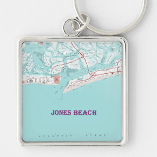 Jones Beach New York Keychain