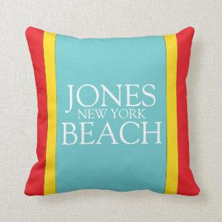 Jones Beach New York Pillow