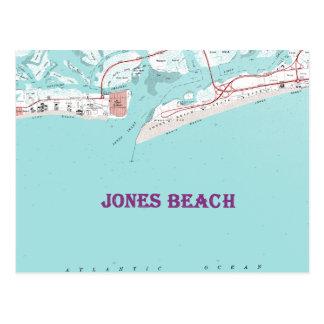 Jones Beach New York Postcard