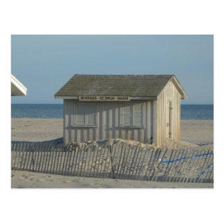 Jones Beach Snack Stand Postcard