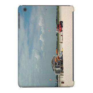 Jones Beach Umbrella Stand iPad Mini Retina Cover