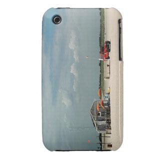 Jones Beach Umbrella Stand iPhone 3 Case