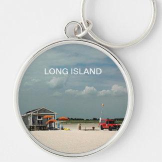 Jones Beach Umbrella Stand Keychain