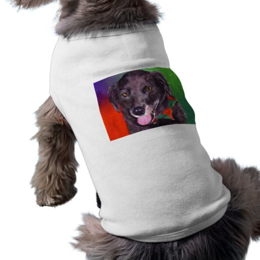 Jones' Christmas Lucy Pet Shirt