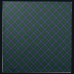 "Jones Clan Tartan Designed Print Cloth Napkin<br><div class=""desc"">Jones Clan Tartan Designed Print</div>"