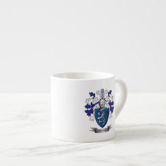 Jones Coat of Arms Espresso Cup