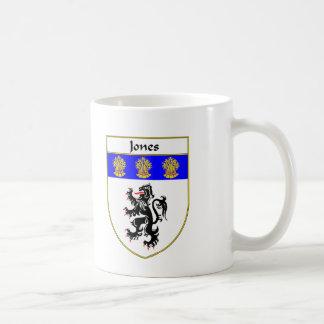 Jones Coat of Arms/Family Crest (Wales) Coffee Mug