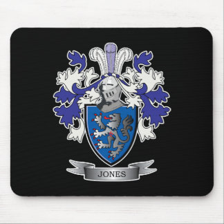 Jones Coat of Arms Mouse Pad