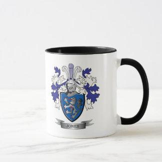 Jones Coat of Arms Mug