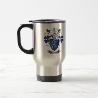 Jones Coat of Arms Travel Mug