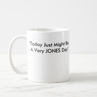 Jones Day Mug