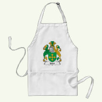 Jones Family Crest Apron