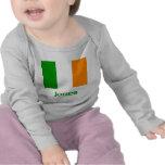 Jones Irish Flag Tee Shirt