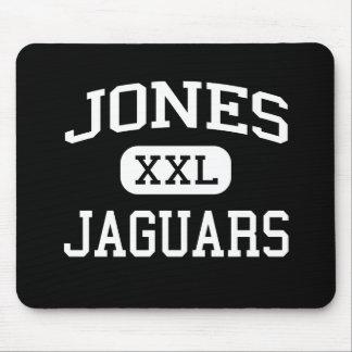 Jones - Jaguars - Junior - Dubuque Iowa Mouse Pad