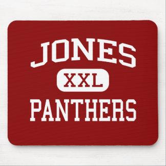 Jones - Panthers - Elementary - Detroit Michigan Mouse Pad