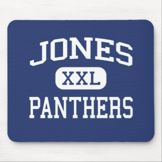 Jones Panthers Middle School Marion Indiana Mousepad