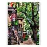 Jones Street, Savannah Photo Print