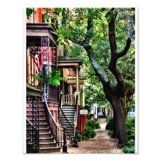 Jones Street, Savannah Photo