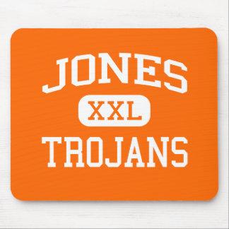 Jones - Trojans - High School - Beeville Texas Mouse Mat