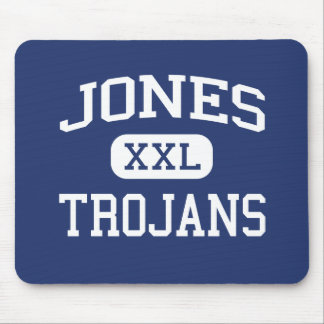 Jones - Trojans - Senior - Trenton North Carolina Mouse Mat