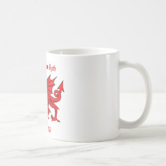 Jones Welsh Dragon Coffee Mug