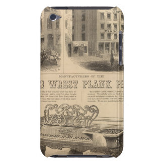 Jones, White and McCurdy's Dental Depots iPod Touch Case