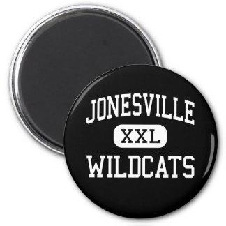 Jonesville - Wildcats - High - Jonesville Magnet