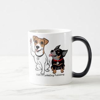 Jonesy & Lucy mug