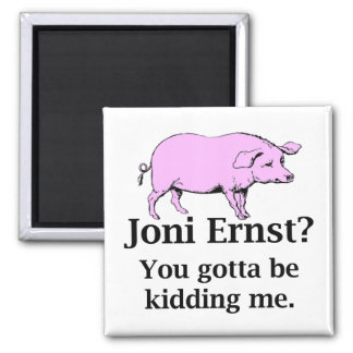 Joni Ernst? Magnet